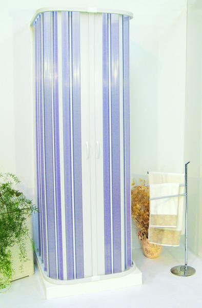 Doccia con tenda excellent feridras tenda tendina doccia xcm con ganci accessori bagno vasca - Tenda doccia design ...