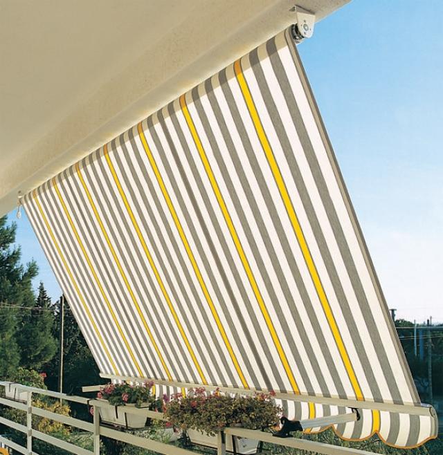 Tenda a caduta | Spazio Tende Lecce - Tende da Sole Zanzariere